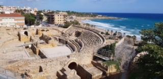 L'extraordinaire amphithéâtre de Tarragone