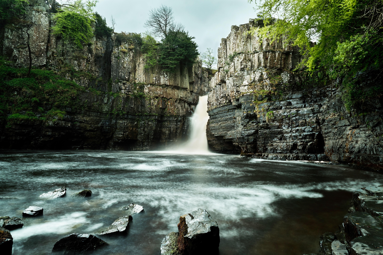 Surmonter sa peur et plonger dans les cascades pour réaliser ses rêves