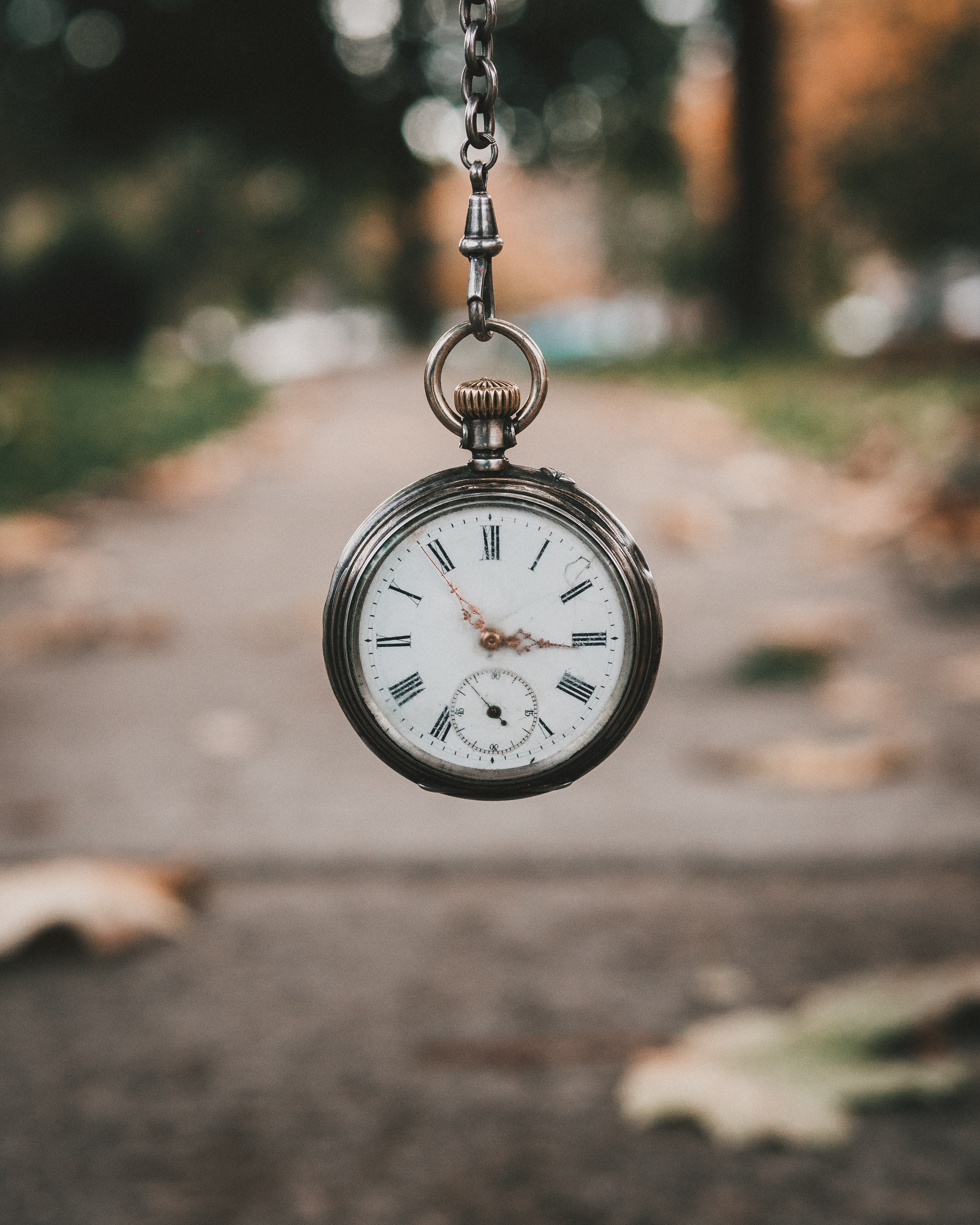 l'horloge nous incite à habiter notre temps et à ralentir